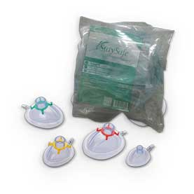 StaySafe Anesthesia Mask Packaging